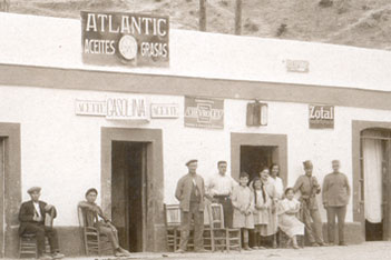Historia Venta Pinto
